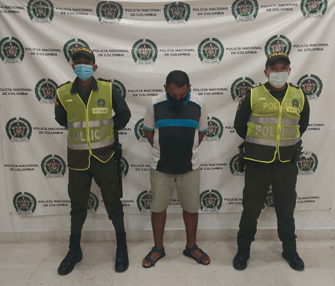 https://www.notasrosas.com/Policía Guajira captura en Riohacha a un hombre, por Fuga de Presos