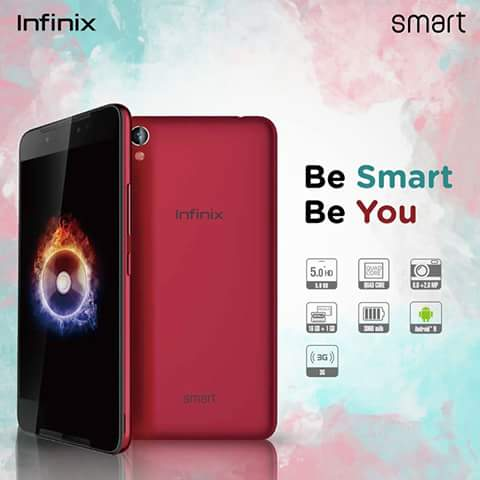 Infinix SMART X5010 Device Specification, Price and Where to Buy