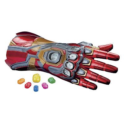 Marvel Legends Series Iron Man Nano Gauntlet Official Images