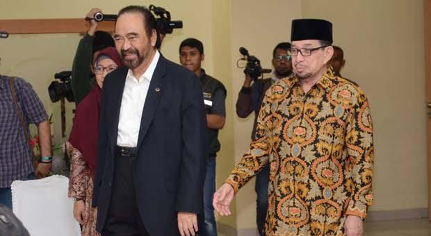 Manuver Surya Paloh Akan Persulit Jokowi Jalankan Program Pemerintah