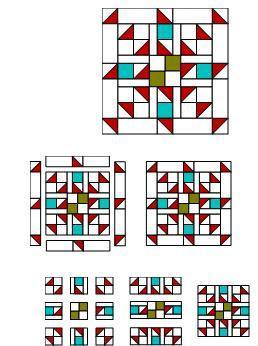 Free Quilt Pattern Tutorial Spinning Pin Wheel