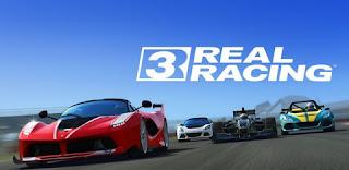Real racing 3 android mobile ka game