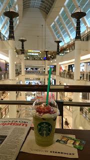 Starbucks Suria KLCC Kuala Lumpur