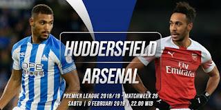 اون لاين مشاهدة مباراة ارسنال وهيديرسفيلد تاون بث مباشر 9-2-2019 الدوري الانجليزي اليوم بدون تقطيع