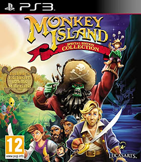 Tales of Monkey Island Chapters 1 to 5 PS3 Torrent
