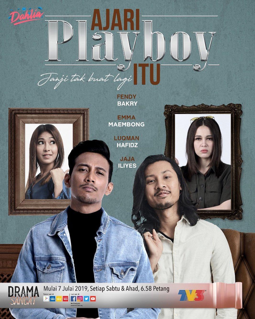 Ajari Playboy Itu