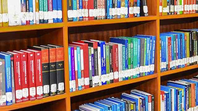 श्रीमाधोपुर में स्थित नागरिक परिषद् पुस्तकालय