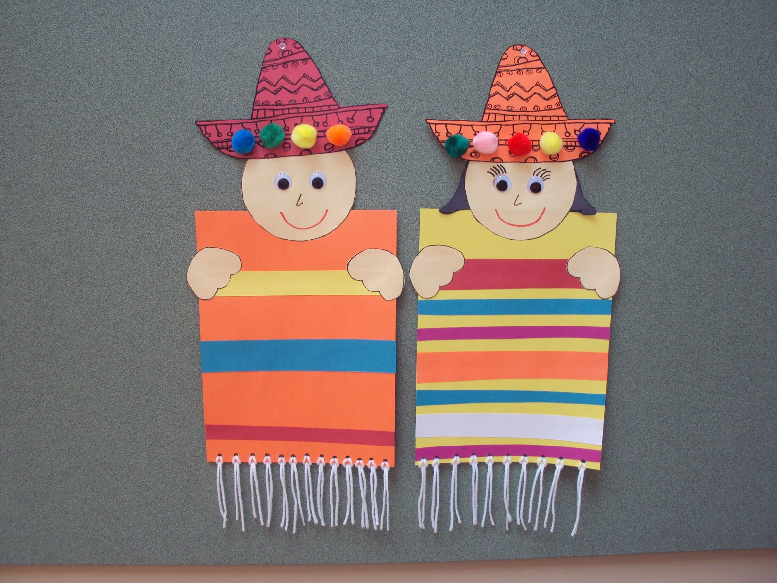 Cinco De Mayo Arts And Crafts For Toddlers