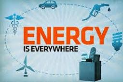 Pengertian Energi Dalam Fisika Dan Bentuk-Bentuknya Lengkap