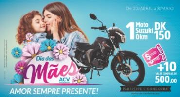 Promoção ACV Votuporanga Dia das Mães 2021
