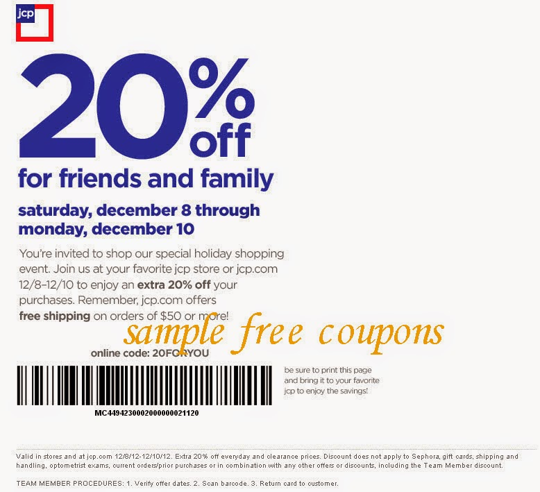 picture regarding Sephora Printable Coupons named Jcpenney discount codes printable june 2018 / Cabelas coupon codes inside of