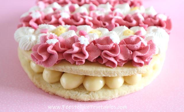 recept cijfertaart van koek, koekjes deeg recept, recept voor paastaart, taart in ei vorm, ei sjabloon printable, paastaart thuis bakken, paastaart recept,