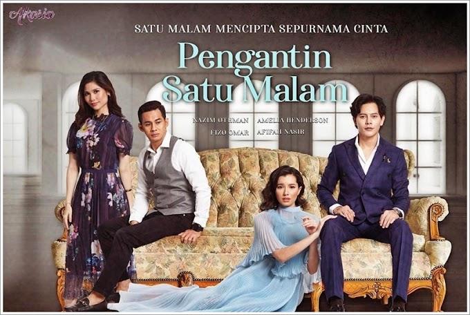 Drama | Pengantin Satu Malam (2020)