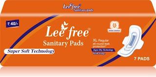 Lee Free Sanitary Pads