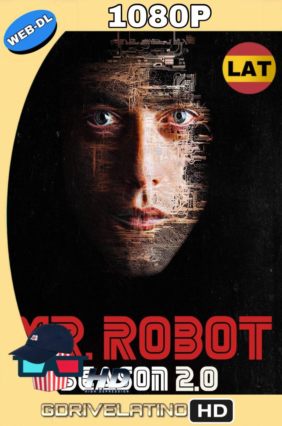 Mr. Robot (2016) Temporada 2 Web DL 1080P Latino-Ingles MKV