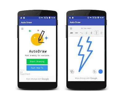 Google AutoDraw App