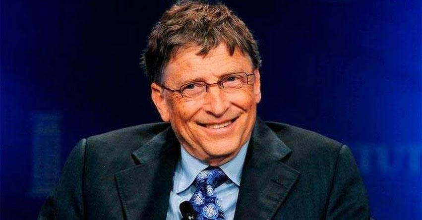 Bill Gates vuelve a ser el hombre más millonario del mundo
