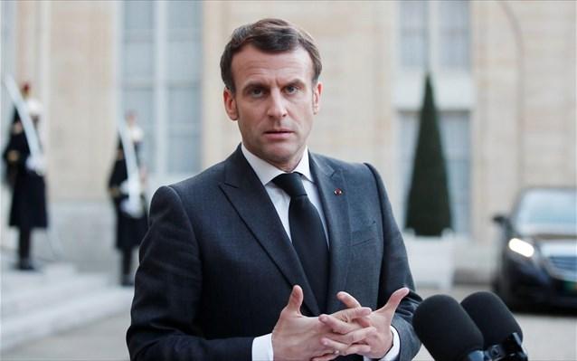 Γαλλία: Έκτακτη υπουργική σύνοδο για την υπόθεση Pegasus συγκαλεί σήμερα ο Μακρόν