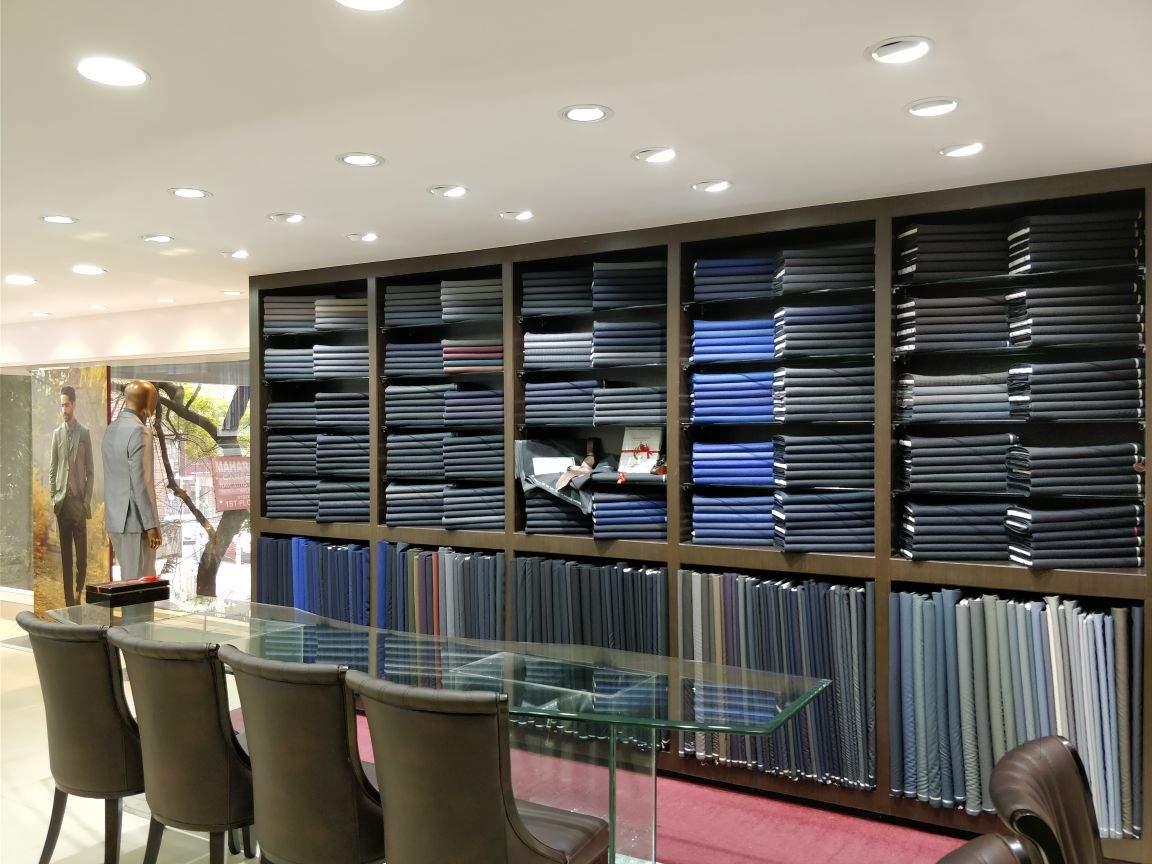 Shop Interior Designs Are Done By Anandnivash Coimbatore