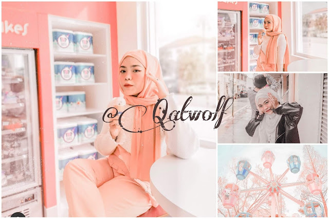 edit seperti selebgram @qatwolf