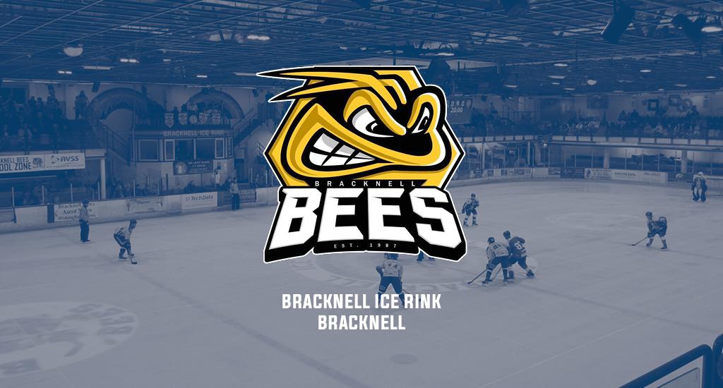 Bracknell Ice Rink and Bracknell Bees logo