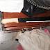 Embriagado, marido 'caça' esposa e ameaça filha com faca no pescoço em Samambaia