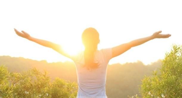 sun bath is good for immune system