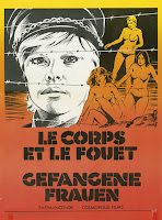 affiche du wip LE CORPS ET LE FOUET (Gefangene Frauen aka Caged Women) de Erwin C Dietrich