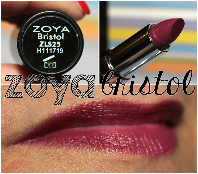 Zoya fall lipsticks for 2017! - Bristol