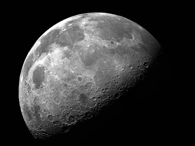 أفضل طريقة لتصوير القمر