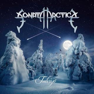 """Ο δίσκος των Sonata Arctica """"Talviyö"""""""
