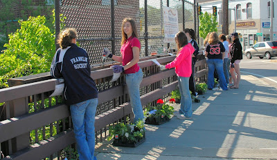 Volunteers Wanted for May 19 Downtown Beautification Day