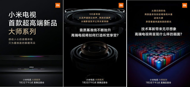 Xiaomi To Introduce Mi OLED TV With 65inch 4K 120Hz Dislpay, Dolby Audio & More