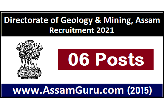 directorate-of-geology-mining-assam-job