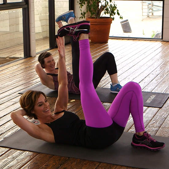 Your Morning Ab Workout for Flat Abs All Day