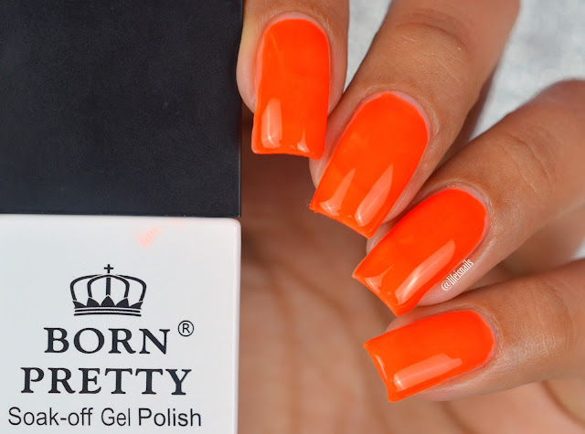 BPS Gel Polish 55