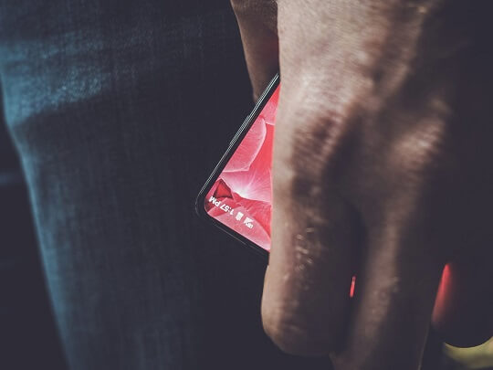 Android Co-Founder Andy Rubin Teases High-End Bezel-less Smartphone