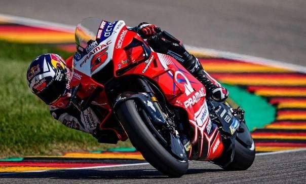 Johann Zarco Pole Position Motogp Sachenring 2021