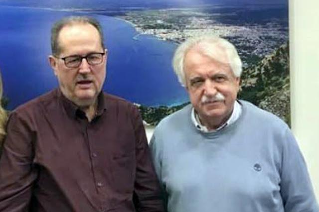 Η αξιοποίηση του πολιτιστικού αποθέματος της Περιφέρειας σε τηλεδιάσκεψη Νίκα - Μπένου