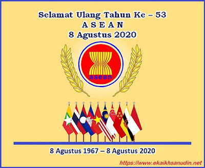 HUT Ke - 53 ASEAN Tahun 2020