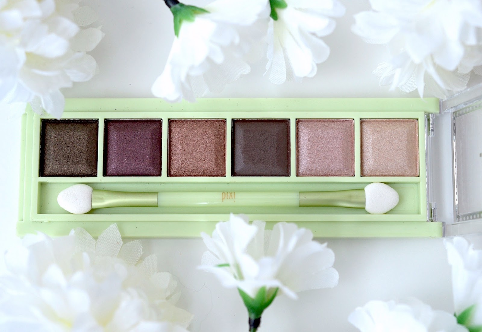 REVIEW: PIXI Mesmerizing Mineral Palette in Plum Quartz