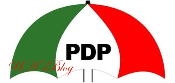 You Rigged For Yourself, PDP Disowns Mantu