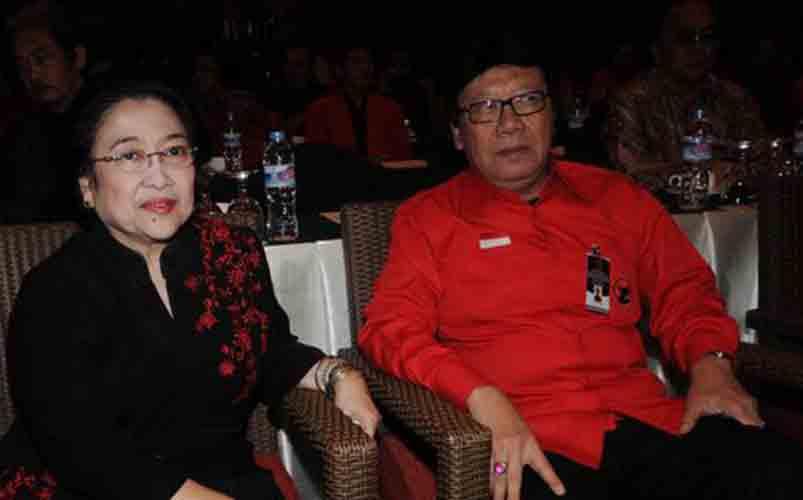 Tjahjo dan Megawati