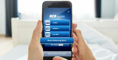 Mobile Bangking BCA