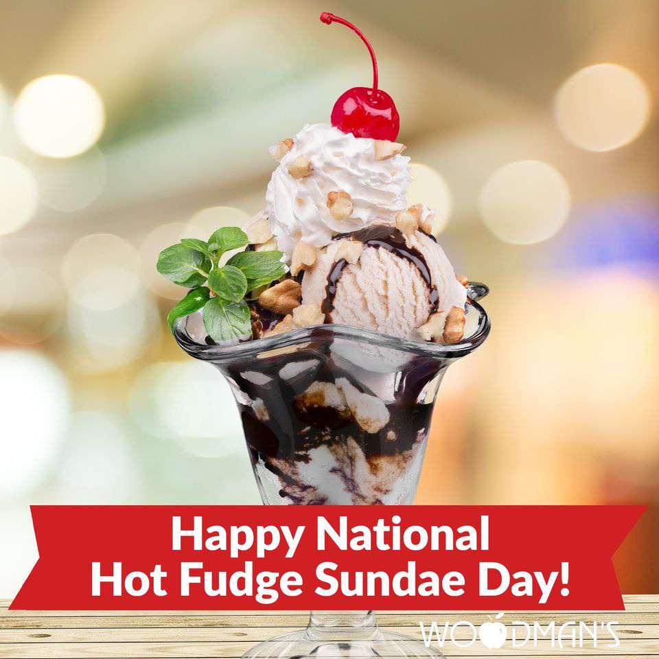 National Sundae Day Wishes Beautiful Image