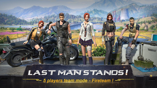 Rules of Survival Mod Apk Latest