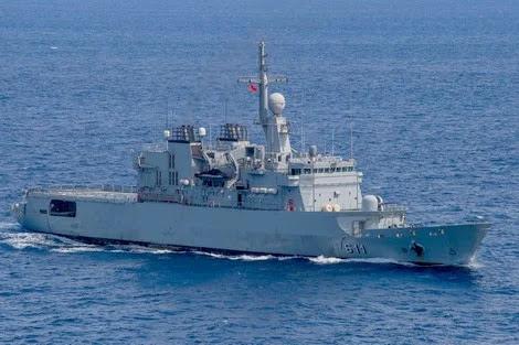 """عاجل وخطير... قوات بحرية مغربية """"تعترض"""" سفينة أمريكية قبالة السواحل الأطلسية"""