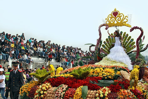 Festividades Del Ecuador