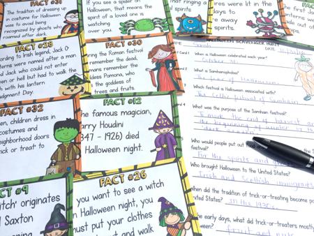 Halloween themed classroom Display Banner