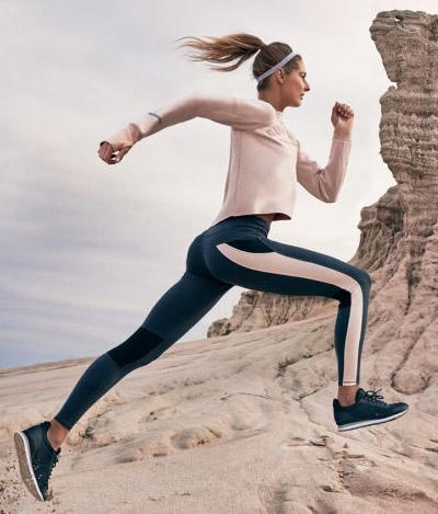 Ropa deportiva para mujer de H&M colección 2017 nueva